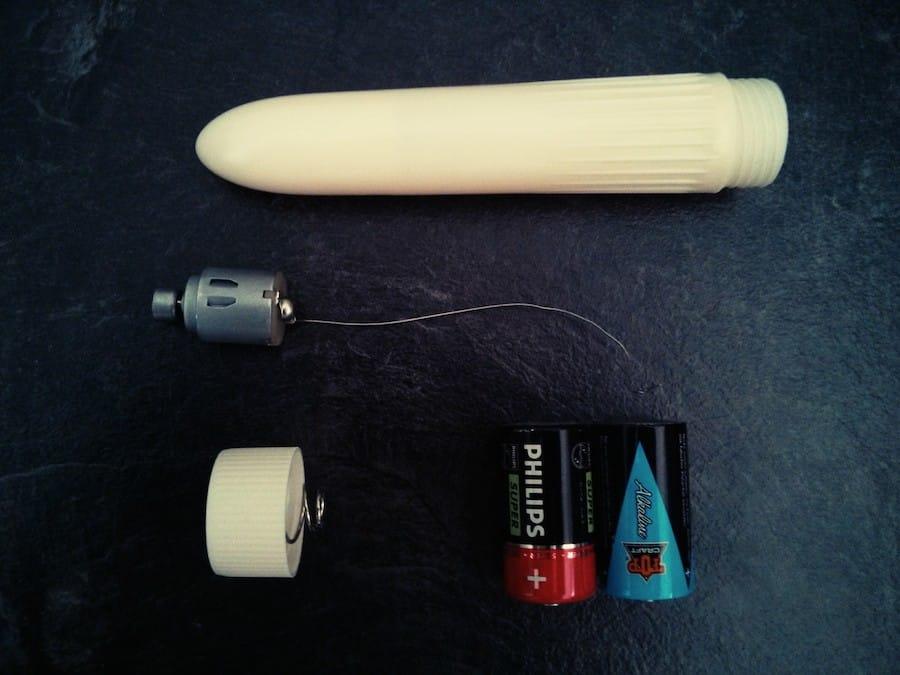 Vibrator Aufbau