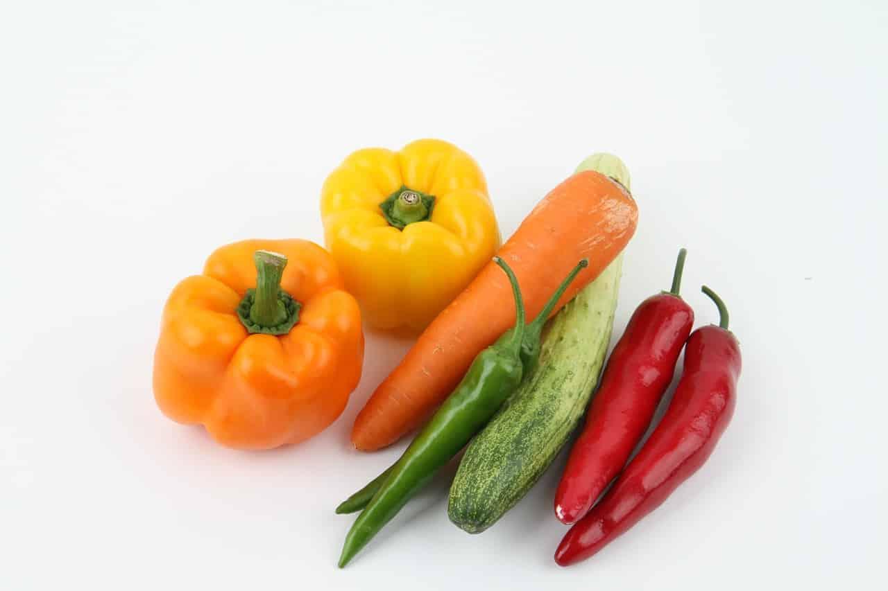 Vibrator Ersatz - Gemüse