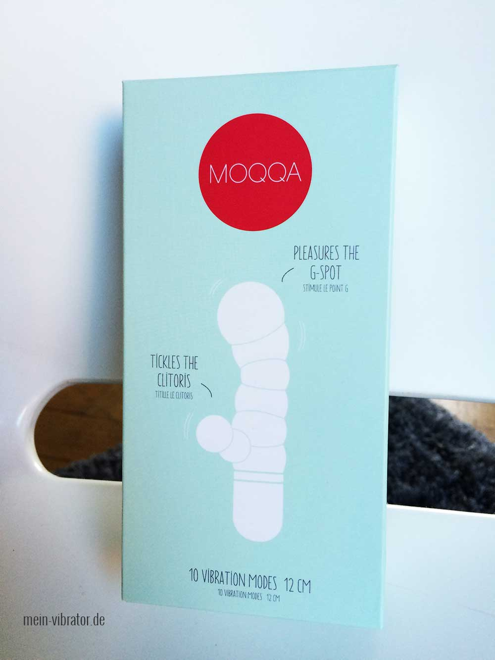 MOQQA Surfer Verpackung Front