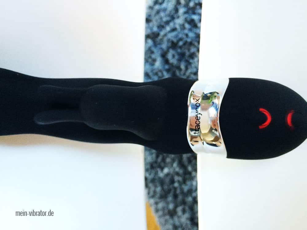 Tracey Cox Supersex Rabbit Vibrator Gesamtansicht