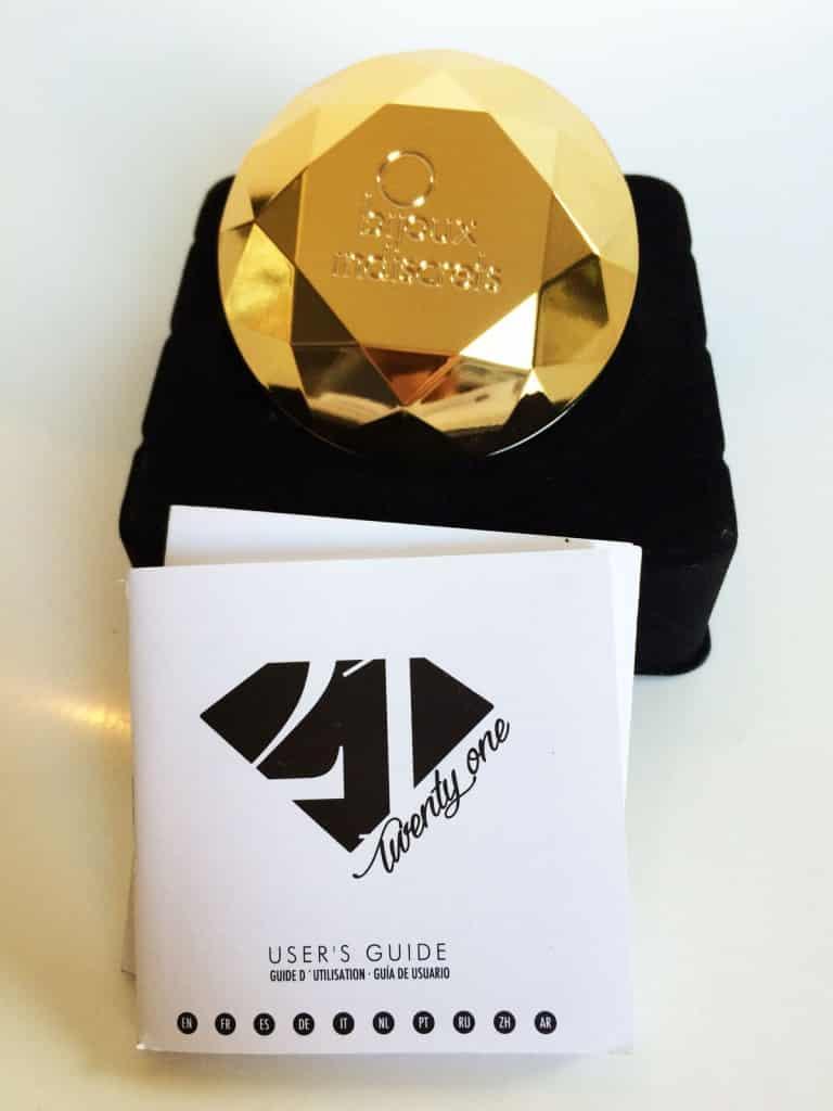 Bijoux Indiscrets Twenty One Vibrating Diamond Bedienungsanleitung