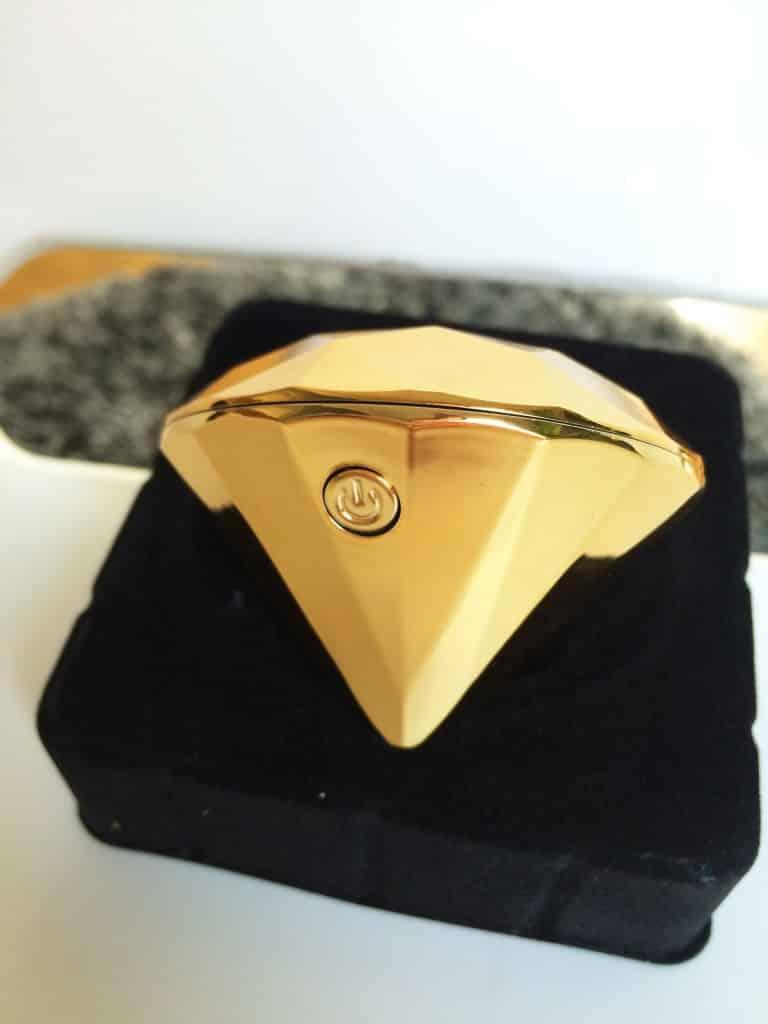 Bijoux Indiscrets Twenty One Vibrating Diamond Gesamtansicht