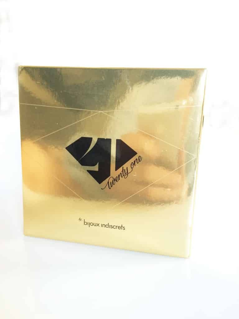 Bijoux Indiscrets Twenty One Vibrating Diamond Karton