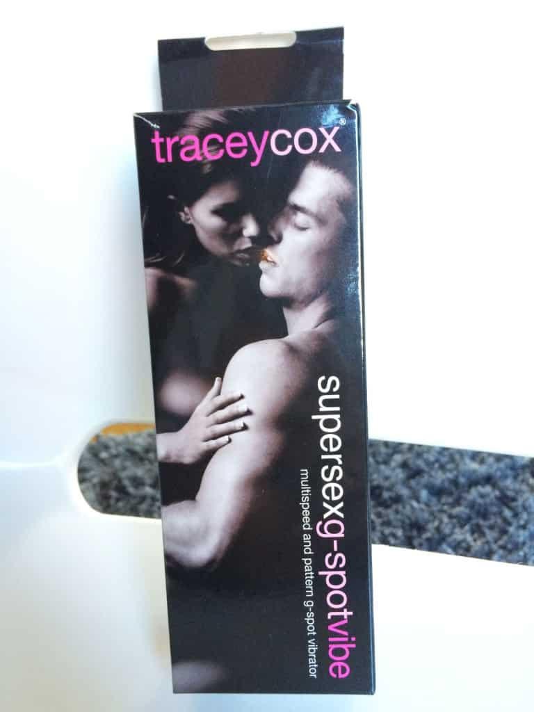 Tracey Cox Supersex G-Punkt Vibrator Vorderseite