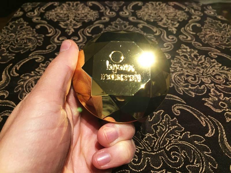 Bijoux Indiscrets Twenty One Vibrating Diamond Groessenvergleich